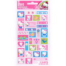HELLO KITTY BALLOONS MULTI STICKERS