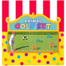 ANIMAL HOLE GOLF GAME SET