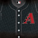 ARIZONA DIAMONDBACKS LUNCHEON NAPKIN