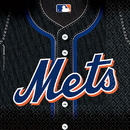 NEW YORK METS LUNCHEON NAPKIN
