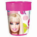 BARBIE DOLLED UP SOUVENIR CUP