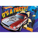 HOT WHEELS SPEED CITY INVITATION