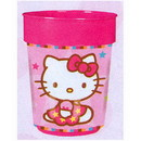 HELLO KITTY BALLOONS SOUVENIR CUP (16OZ)