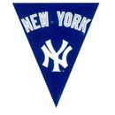 NEW YORK YANKEES PENNANT BANNER