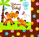 FISHER PRICE BABY BEVERAGE NAPKIN