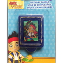 JAKE NEVER LAND PIRATE BIRTHDAY CANDLE