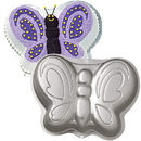 Partypro 2105-2079 Butterfly Shaped Cake Pan