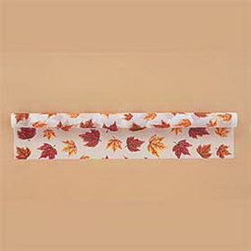 40IN X 100FT LEAVES TABLE ROLL COVER