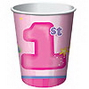 FUN AT ONE GIRL HOT/COLD CUP (9OZ.)
