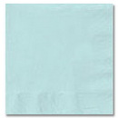 LIGHT BLUE BEVERAGE NAPKIN (50 CT.)