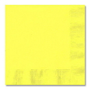 LT YELLOW BEVERAGE NAPKIN (50 CT.)