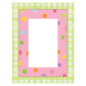 SLEEPOVER FRAME MINI MAT