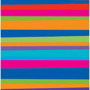 BIRTHDAY STRIPES BEVERAGE NAPKIN STRIPE