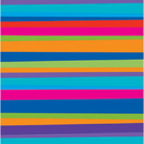 BIRTHDAY STRIPES LUNCHEON NAPKIN STRIPE