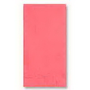 CANDY PINK GUEST TOWEL (3PLY)