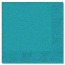TURQUOISE 3 PLY DINNER NAPKIN