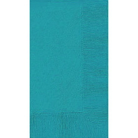 TURQUOISE GUEST TOWEL (16CT.)