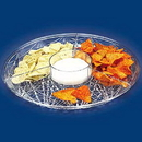 15 IN. ROUND 3 SECTIONAL TRAY