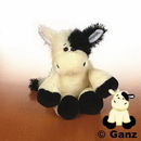 LIL' WEBKINZ ADVENTURE COW (6.5 IN.)