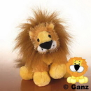 LIL' WEBKINZ ADVENTURE LION (6.5 IN.)