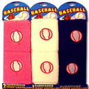 BASEBALL SPORT WRISTBANDS
