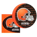 CLEVELAND BROWNS LUNCHEON NAPKIN