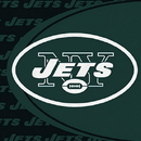 NEW YORK JETS LUNCHEON NAPKIN