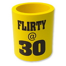 DRINK KOOZIE FLIRTY AT 30 CAN COOLER