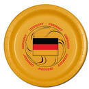 TQP-642 Germany Dinner Plate 8/Pkg