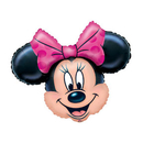 MINNIE MOUSE JUMBO HEAD MYLAR 26