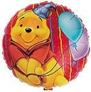 POOH PARTY 3D MYLAR BALLOON