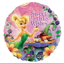 TINKERBELL BIRTHDAY WISHES MYLAR