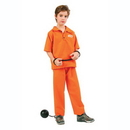 NOT GUILTY- ORANGE DRESS (CHILD SMALL)