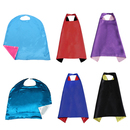 Muka Double-side Superhero Cape Dress Up Halloween Costume For Kids, Set of 6
