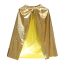 TopTie Shining Superhero Cape Dress Up Costume Party Accessory