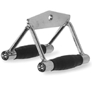 PowerLine Seated Row/Chin Bar Combo (rubber grip)