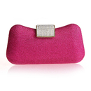 TopTie Bling Clutch Purse with Rhinestone Diamante, Evening Bag