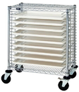 Quantum TC-19 Tray Carts (Cart can hold up to 19 Trays)