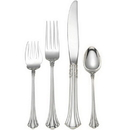 Reed & Barton 7200897 18th Century Sterling 4-piece Dinner Place Setting