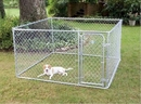 Fence Master 75754 Box Dog Kennel and Dog Pen System