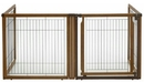 Richell 94170 4 Panel Convertible Elite Pet Gate