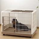 Richell 94604 Pet Training Crate - Large