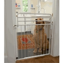Cardinal MG-25/W Duragate Pet Gate - White