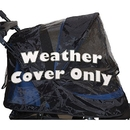 Pet Gear PG8400NZWC Weather Cover for No-Zip Jogger & AT3 Pet Stroller - Black