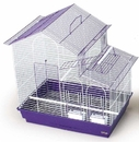 Prevue Hendryx PP-41615 House Style Tiel Cage