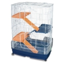Prevue Hendryx PP-480 Four Story Small Pet Cage