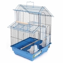 Prevue Hendryx PP-SP41614B House Style Bird Cage - Blue