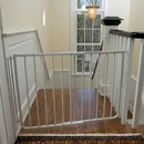 Cardinal SS-30/W Stairway Special Pet Gate - White