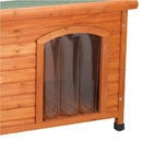 Ware W-01740 Premium Plus Dog House Door Flap - Small