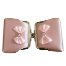 Aspire 12-Pieces Buckle Coin Purse with Bows, Wedding / Baby Shower Favor Pouches